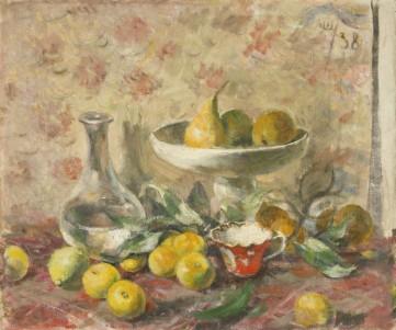 Картина «Натюрморт с фруктами» Александр Шевченко