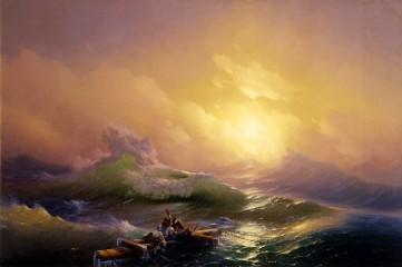 Картина «Девятый вал»