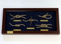 Сувенирная композиция «Морские узлы»