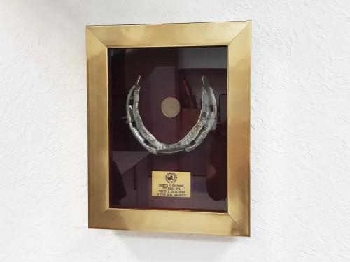 Подарочный набор «Удача с богатством» золотой