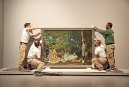 Самые посещаемые художественные музеи мира. Топ-50 (по итогам 2017 года)