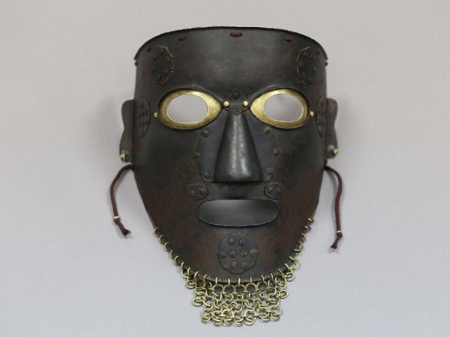 Самурайская маска Эдо