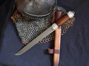 Кинжал викинга скрамасакс