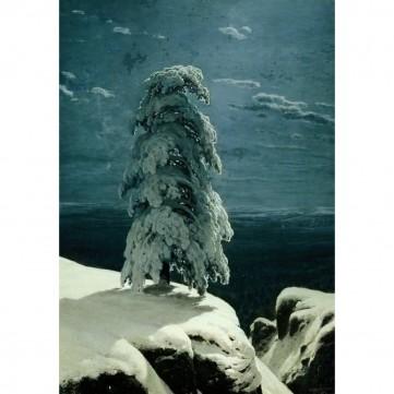 Картина «На севере диком» Иван Шишкин