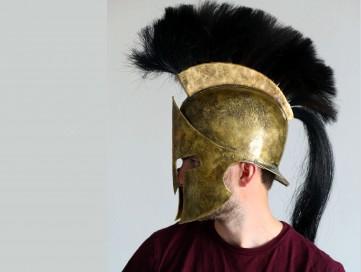 Шлем спартанца